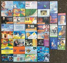 39 X Phone Telephone Cards Ukraine Kiev