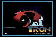 Donruss Tron 1982 Card No. 19