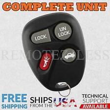 for Buick Cadillac Chevy GMC Pontiac Saturn Keyless Remote Car Entry Key Fob 4b