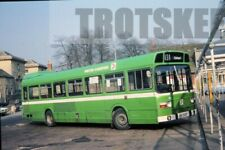 35mm Slide United Counties Leyland National 552 ERP552T Oxford 1984 Original