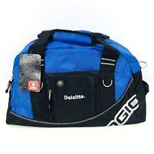 OGIO Golf Half Dome Duffle Bag Gym Bag True Royal Blue Black Small Travel