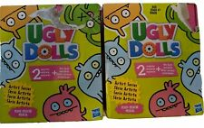 Ugly Dolls Artist Set (2) boxes