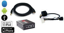 BMW 97+ USB iPod iPhone Android radio interface kit. Play MP3 on factory stereo