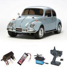 Tamiya Volkswagen Beetle / Käfer M-06 2,4GHz Komplettset - 58572SET