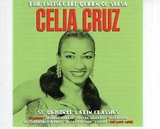 CD CELIA CRUZthe undisputed queen of salsa2CD EX+  (B1918)