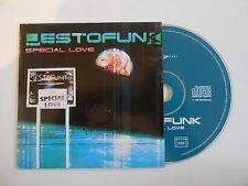 JESTOFUNK : SPECIAL LOVE [ CD SINGLE ] ~ PORT GRATUIT