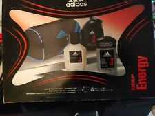 Deep Energy by Adidas for Men EDT Cologne Spray 3.4 oz. new in box tester