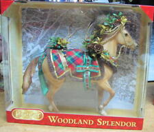 BREYER WOODLAND SPLENDER 20016  BREYER HOLIDAY CHRISTMAS HORSE