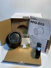 Olympus PPO-E03 Underwater Lens Port