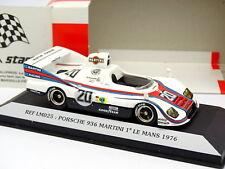 Starter 1/43 - Porsche 936 Martini Winner Le Mans 1976