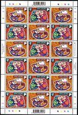 Singapur Singapore 2004 Jahr des Affen Neujahr Zodiac 1296-1297 Kleinbogen MNH