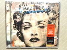 MADONNA  -  CELEBRATION  -  CD 2009  NUOVO E SIGILLATO
