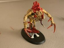 SPRING SALE! Warhammer 40k Lot 10 TYRANIDS AWESOME PAINTED BROODLORD
