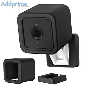 Weather-Proof Silicone Housing Skin Cover for Wyze Cam V3 Soft Protective Case