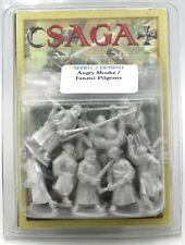 SAGA SFH07/DOW01 Angry Monks/Fanatic Pilgrims (Age of Vikings/Crusades) Warriors