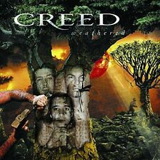 WEATHERED BY CREED CD