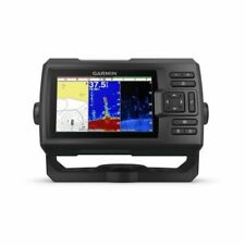 Garmin #010-01872-01 STRIKER Plus 5cv Fishfinder w/GPS GT20-TM DownVü Transducer