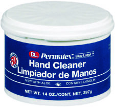 Permatex DL Hand Cleaner 14 Ounce Can Remove Paint Grease Glue Wont Clog Drain