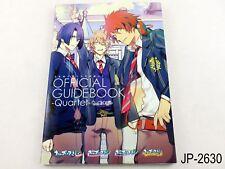 Uta no Prince Sama Official Guidebook Quartet Japanese Artbook UtaPri US Seller