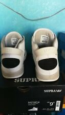 Chaussure SUPRA SKYTOP 3 Blanche Taille 43 Homme