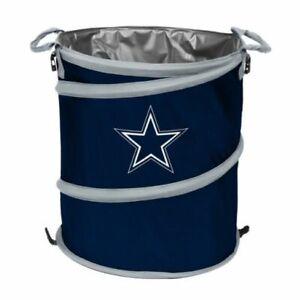 Dallas Cowboys 3-in-1 Hamper, Trash Can, Cooler, Toy Box