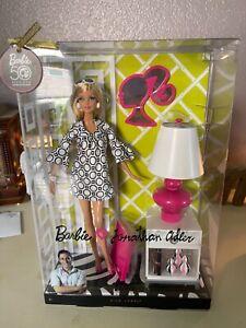 BARBIE LOVES JONATHAN ADLER Doll, Pink Label, 2009, #N6579, NRFB