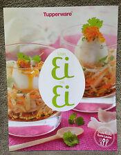"""Tupperware - """" von EI zu EI """" Kochbuch Rezeptheft - E86"""