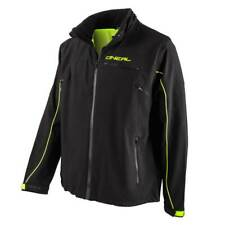 ONEAL Freerider Soft Shell Jacket Black Yellow