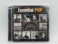 Essential Pop by Various Artists  (CD, 2004) Santana Miles Davis Johnny Cash