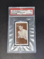 1938 Churchman #32 Jack Petersen Boxing Personalities PSA 7 NM