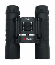 Braun Binocular 10x25 Fernglas