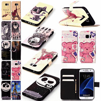 Flip Leather Wallet Card Slots Pouch Phone Case Cover For Apple iPhone SE 5C 6S