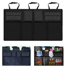 Car Seat Back Hanging Multi Pocket Holder Net Bag Organiser Storage Tarvel Pouch