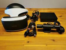 SONY PLAYSTATION 4 VR BRILLE ► PS4 VIRTUAL REALITY HEADSET ◄ 2. GEN. inkl KAMERA