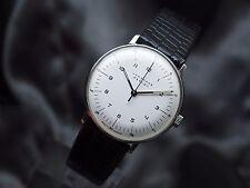 Junghans Max Bill Design Ref: 27.3701 802 Men's Watch