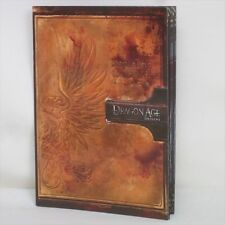 DRAGON AGE Booklet Art Game Guide PS3 Japan Book Ltd *