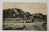 Panama California Expo Scene in the Painted Desert Exhibit San Diego Postcard G9