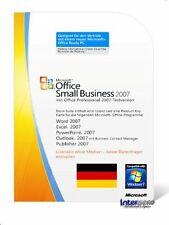 Microsoft Office Small Business 2007 versione completa MLK con OVP