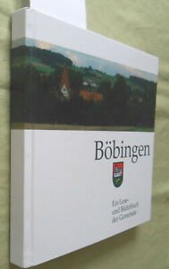 Böbingen Ein Lese- und Bilderbuch der Gemeinde /Rems 2010