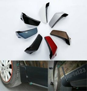 4*Fit Nissan Sentra 2013-2018 Mud Flaps Splash Fenders Mudguards Multiple colors