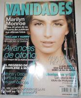 Vanidades Spanish Magazine William & Harry Marilyn Monroe July 2007 101714R2