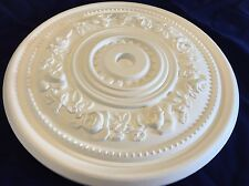 Easy Fit Polystyrene Ceiling Rose Very Light Weight -Rosette Designs/Sizes