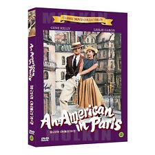 An American in Paris (1951) DVD- Vincente Minnelli, Gene Kelly (*New*All Region)