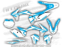 NitroMX Graphic Kit for KTM SX SXF 125 250 350 450 2011 2012 Decals Motocross MX