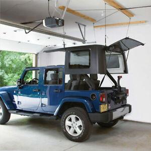 Hoister Direct Garage Storage 110' Lift, Jeep, Sailboat, Truck Cap, Etc. 7806.12