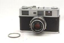 @ Ship In 24 Hours! @ Sears Tower 19 Film Rangefinder Camera + Zuiko 4.5cm f2.8
