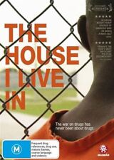 The House I Live In (DVD, 2013) Brand new sealed free post!!