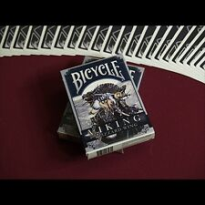 Bicycle Viking Blizzard Wing Deck by Crooked Kings Cards Poker Spielkarten