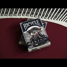 Bicycle Viking Blizzard Wing Deck by Crooked Kings cards poker juego de naipes