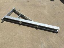 2 x Heavy Duty Cantilever Wall Bracket 640mm Galvanized
